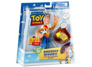 Woody är stadens sheriff och Andys favoritleksak. Alla andra leksaker ...